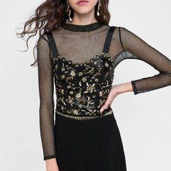 La colección otoño/invierno 2018/2019 de Zara es una explosión de brillo