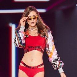 Colección de gafas de Victoria's Secret junto a Marcolin 2019