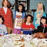 Imagen de la campaña de la colección cápsula invierno 2019 de Gucci