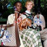 Bolso y mochila de la colección cápsula invierno 2019 de Gucci