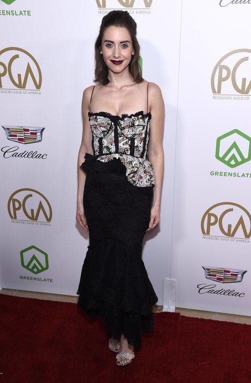 Alison Brie en los Producers Guild Awards 2019