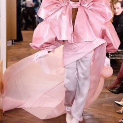 Desfile Alta Costura de la colección primavera/verano 2019 de Balmain