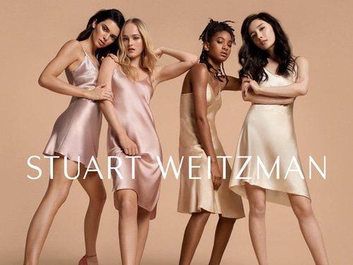 Campaña nueva colección primavera 2019 Stuart Weitzman