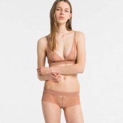 Calvin Klein propone conjuntos de lencería para San Valentín 2019