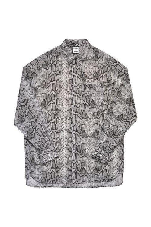Camisa animal print de la colección 'HMxEYTYS'