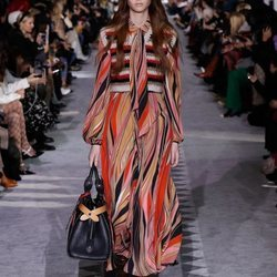 Desfile de Longchamp en la semana de la moda de Nueva York 2019