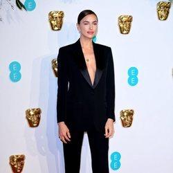 Irina Shayk impecable en los BAFTA 2019