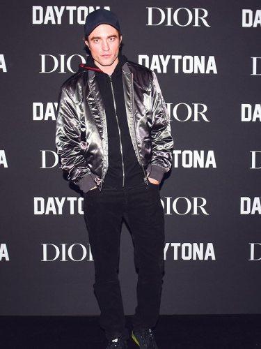 Robert Pattinson nueva imagen de la campaña de Dior para la colección de primavera 2019