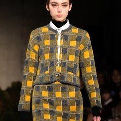 Colección otoño/invierno 2019 Alexa Chung en la London Fashion Week 2019