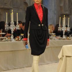 Desfile de la colección Métiers d'Art Paris-Bombay 2011/12 de Chanel