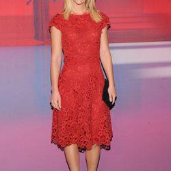 Las celebrities apuestan por el color rojo