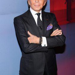 Asistentes al lanzamiento del museo virtual de Valentino