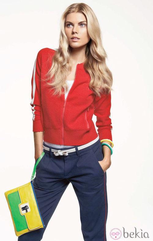 Look deportivo con ropa de deporte, de Juicy Couture