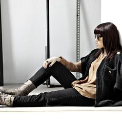 Angy Fernández, imagen de Refresh