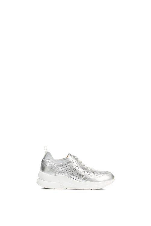 Zapatillas metalizadas de la colección 'Shoes' de Liu Jo