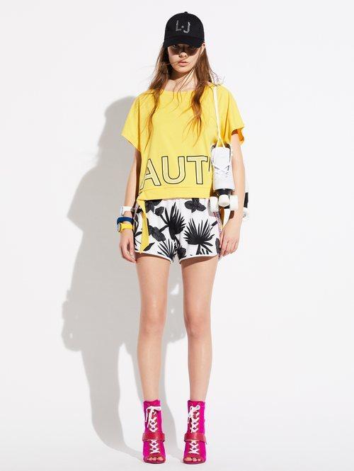Conjunto pantalón y camiseta cortos de la colección 'Sport' de Liu Jo