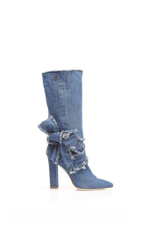 Botas vaqueras de tacón de la colección 'Shoes' de Liu Jo