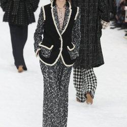 Desfile colección otoño/invierno 2019/2020 de Chanel en París