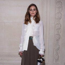 Olivia Palermo con un look hípico
