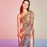 Vestido asimétrico de la colección primavera/verano 2019 de Blumarine
