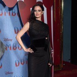 Eva Green con un vestido de tul