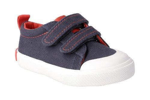 Zapatillas negras y rojas de Garvalín