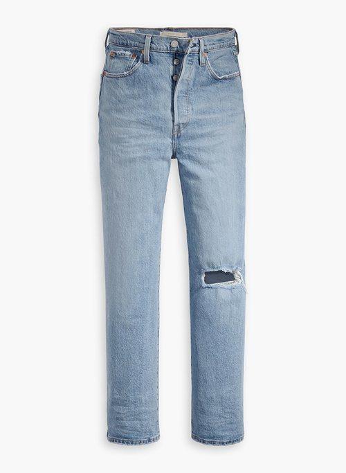 Jeans claros nueva colección de Levi's