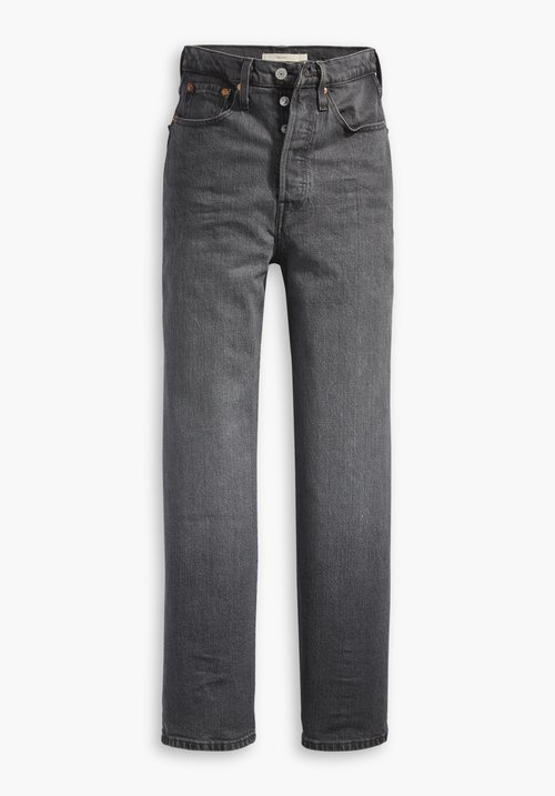 Jeans gris oscuro nueva colección de Levi's