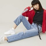 Jeans pitillos nueva colección de Levi's