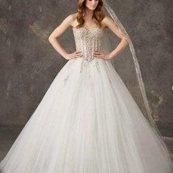 Colección vestidos de novia de la firma Pronovias 2020