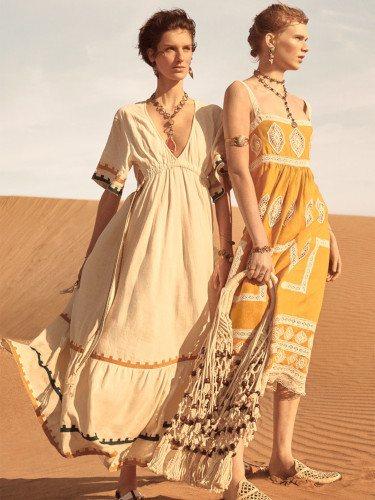Vestidos de la colección Studio primavera/verano 2019 de Zara