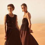 Vestidos oscuros de la colección Studio primavera/verano 2019 de Zara