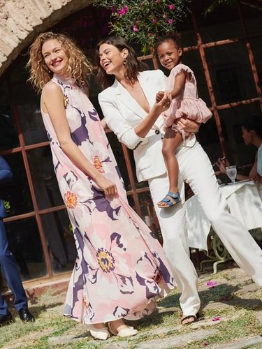 Vestido y conjunto de boda nueva colección de H&M