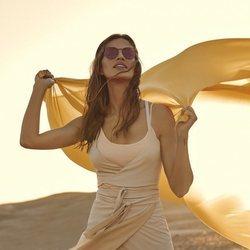Sara Carbonero lanza una colección cápsula 2019 de gafas con Polaroid