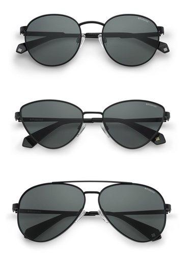 Modelos de gafas de la colección 2019 'Polaroid by Sara'