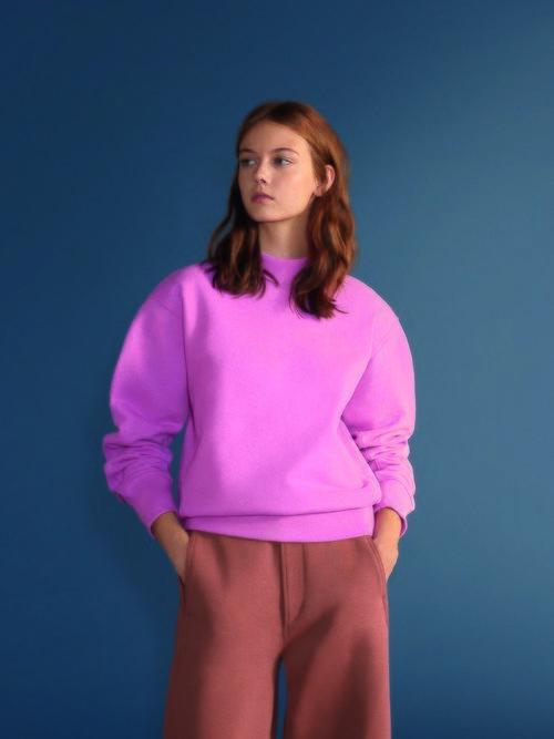 Jersey rosa de la colección primavera/verano 2019 de Uniqlo