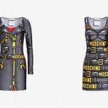 Vestidos colección Moschino x The Sims