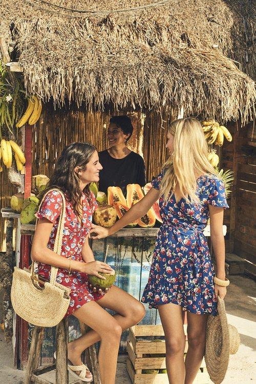 Mini vestidos de la colección primavera/verano 2019 de Women'secret