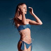 Bikini turquesa de la colección primavera/verano 2019 de La Perla