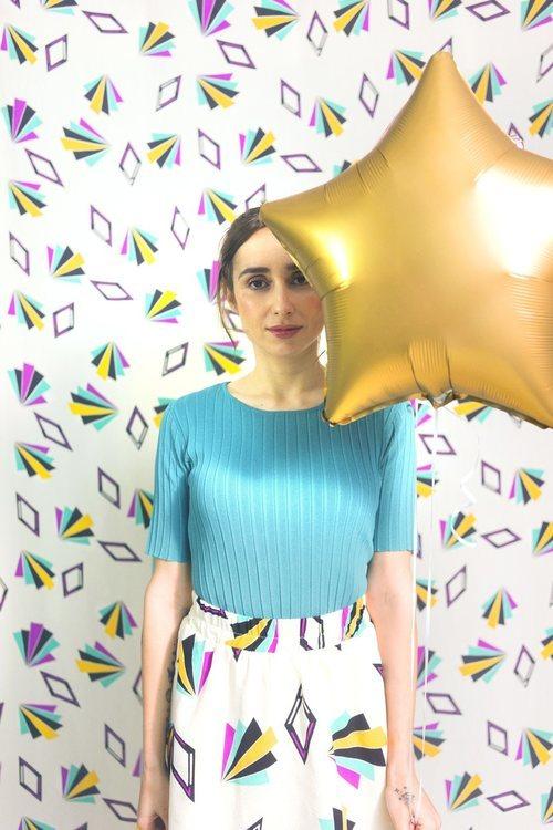Zahara, nueva imagen de la colección primavera/verano 2019 de Compañía Fantástica