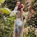 Vestido 'Aster' de la colección de novias primavera 2020 de Vera Wang