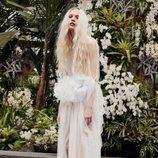 Vestido 'tulip' de la colección de novias primavera 2020 de Vera Wang