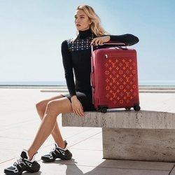 Louis Vuitton lanza su colección 'Horizont' con Karlie Kloss