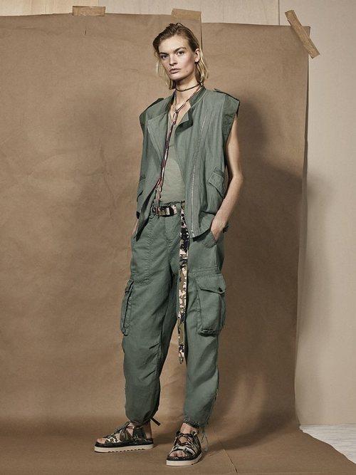 Chaleco de la colección 'SRPLS 2' de Zara
