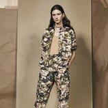 Conjunto de estampado de camuflaje de la colección 'SRPLS 2' de Zara