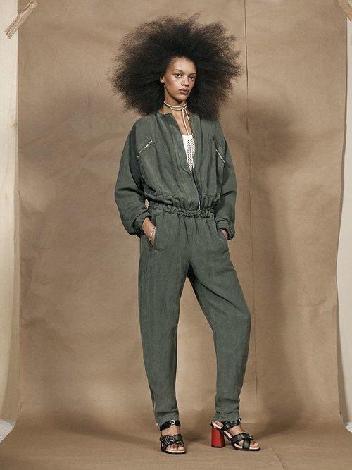 Mono largo de la colección 'SRPLS 2' de Zara