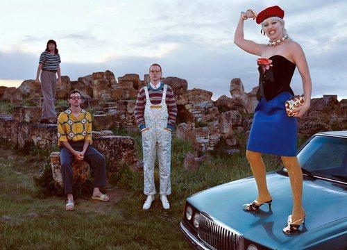 El estilo vintage se cuela en la colección pre-fall 2019 de Gucci