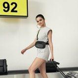 Selena Gomez con conjunto 'SG x Puma Romper' en la colección de Puma SS19
