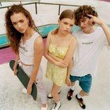 Los tonos claros protagonizan la colección 'BSK Teen' de Bershka