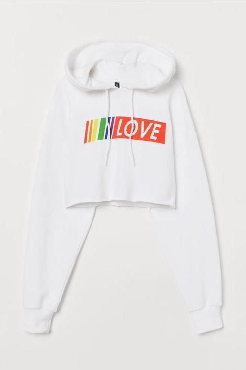 Sudadera de la colección 'Love for All' de H&M